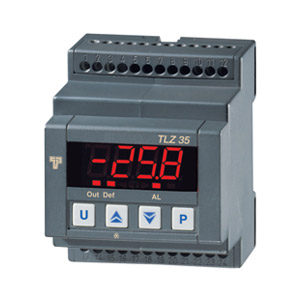 DIN Rail Mounted Controllers