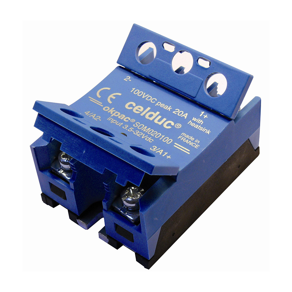 Solid State Relays Standard And Bespoke Assemblies Power Controller Dc