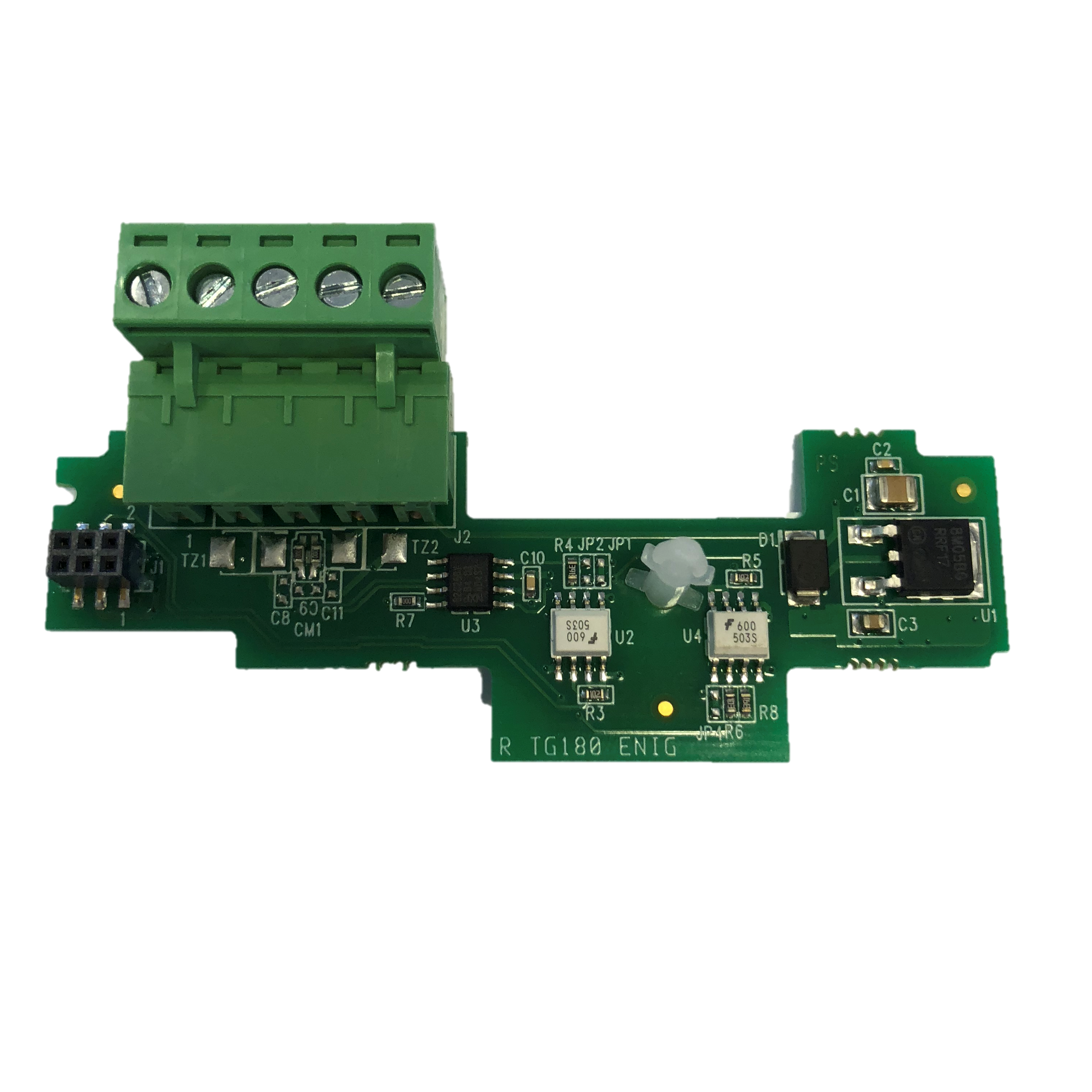 UN-V100-17-CAN UNITRONICS CAN BUS ISOLATED COMMS PORT