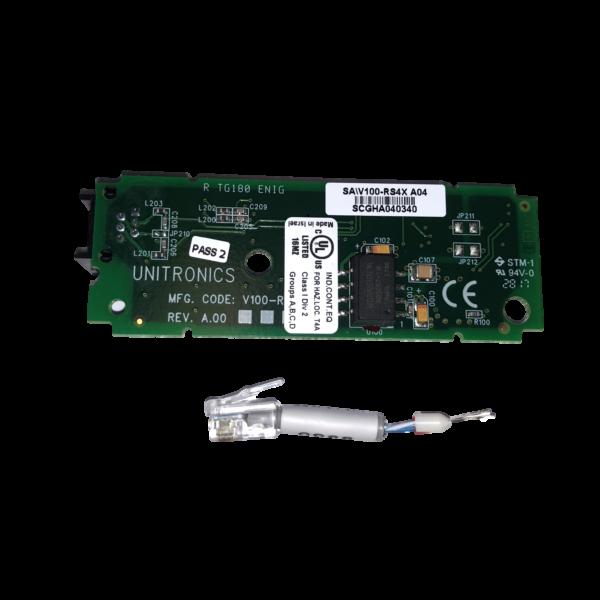 UN-V100-17-RS4X UNITRONICS RS232/RS485 PORT (ISOLATED)