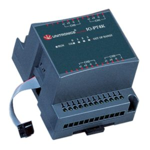 Analogue and Temperature measurement modules