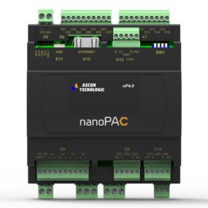 Super compact multi-function programmable controller