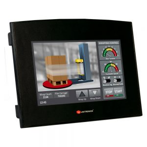 Samba Touch Screen PLCs